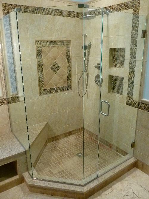 Frameless Shower Door Richmond Va .