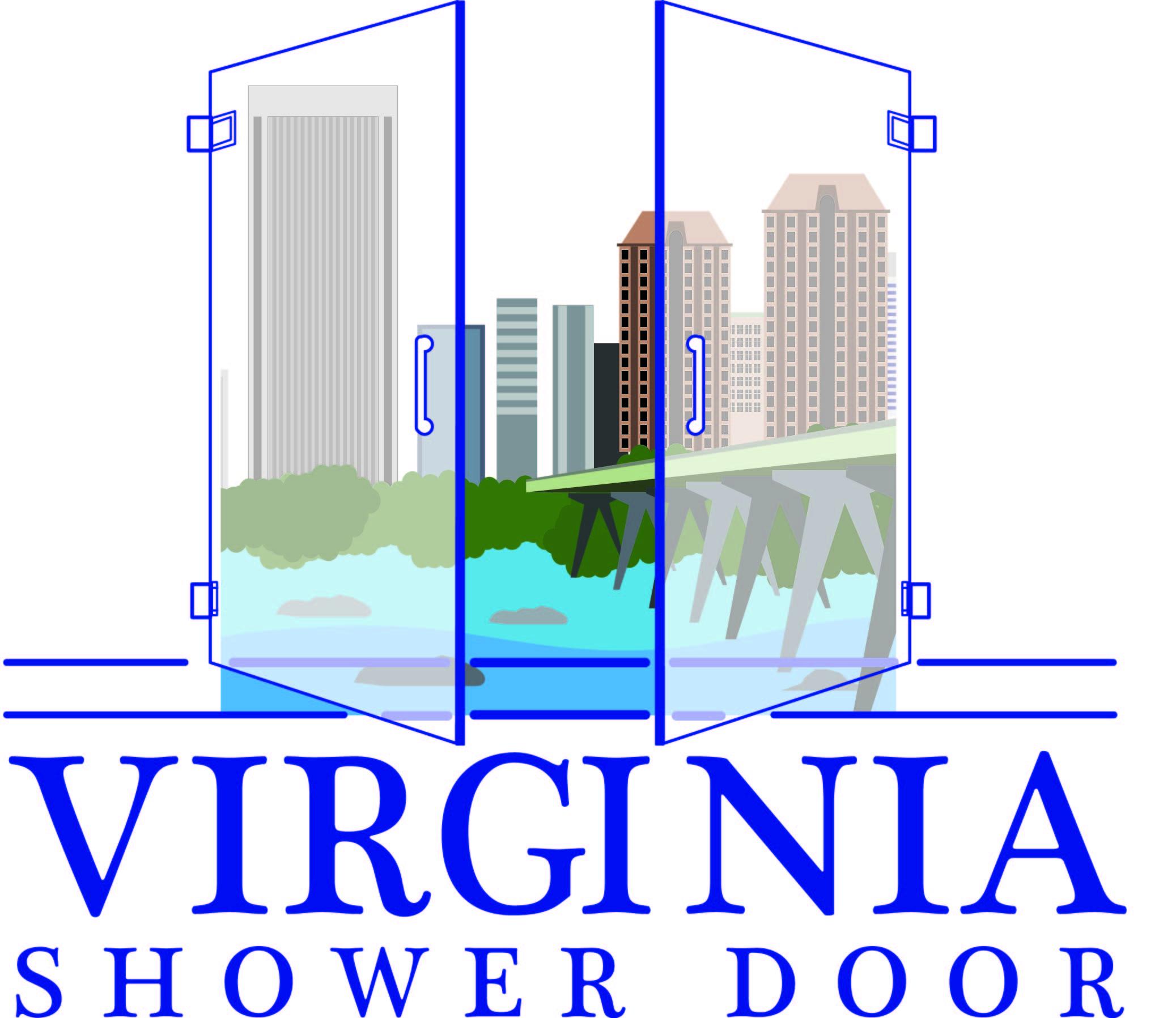 Va Shower Door LOGO Revised