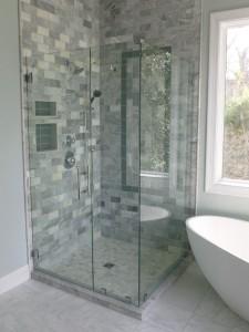 Cleveland Corner Shower 1080