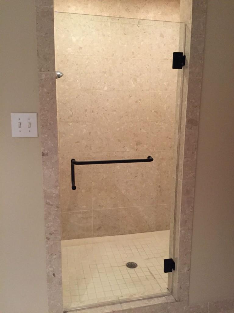 Before After Bath Remodel Richmond Va Frameless Shower Door Replacement Virginia Shower Door Richmond Va George Hedges 804 247 2825 Virginia Shower Door Richmond Va George Hedges 804 247 2825
