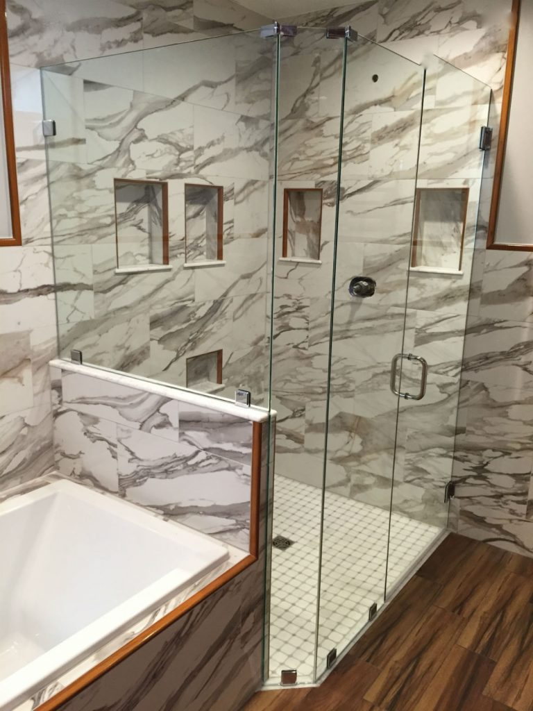 Bathroom Remodel Richmond Va / RVA Shower Door   Virginia Shower Door LLC / Richmond  Va (804) 784 7244