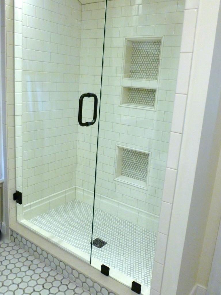 Oil Rubbed Bronze Shower Door Virginia Shower Door Llc